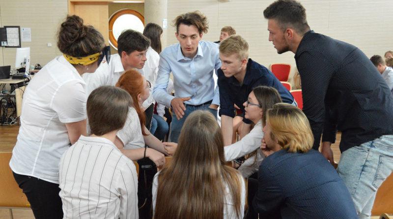 Reportáž – Studentská Agora
