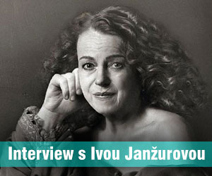 Interview s Ivou Janžurovou a Kryštofem Hádkem