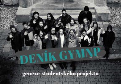 Deník GymNP slaví 1. výročí!