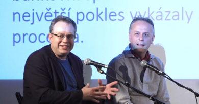 Deník GymNP na Novinářském fóru 2020