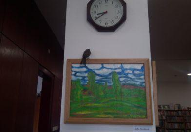 Pozor, vyletí ptáček!! – fotofejeton k začátku školního roku